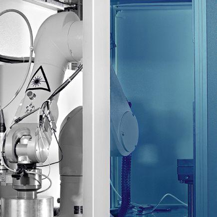Kunststoff-Laserschutzfenster